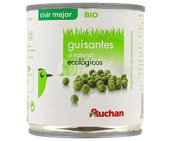 Auchan Guisantes al natural ecológicos 120 gramos