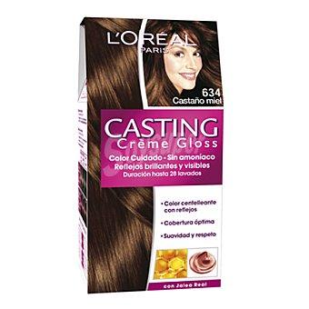 Casting Crème Gloss L'Oréal Paris Tinte Créme Gloss nº 634 Castaño Miel 1 ud
