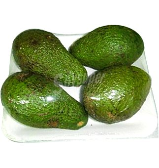 Aguacate 4 unidades 1300 G