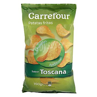 Carrefour Patatas fritas toscana 150 g