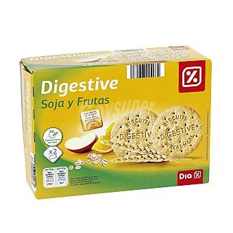 DIA Galleta digestive soja fruta caja 800 grs 800 grs
