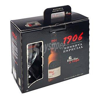 1906 Red Vintage Cerveza Pack de 8x33 cl