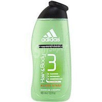 ADIDAS Sport Gel hair&body Bote 400 ml