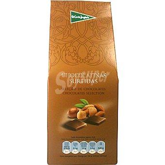EL CORTE INGLES Chocolatinas surtidas estuche 200 g