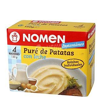 Nomen Pure de patatas con leche 115 grs