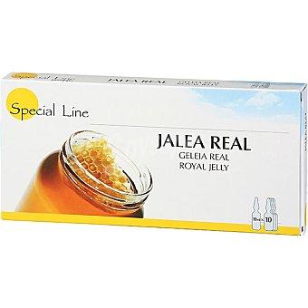 Special Line Jalea real estuche 10 ampollas