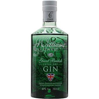 Williams Great British ginebra extra seca inglesa chase Botella 70 cl