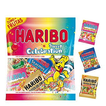 Haribo Caramelo de goma Sweet Celebration 400 g