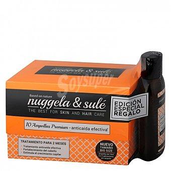 Nuggela & Sulé Ampollas premium anticaída efectiva 10 ud 10 ud