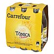 Tónica Pack 6x20 cl Carrefour