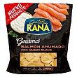 Tortellini de salmón ahumado con queso suave 250 g Rana