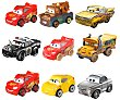 Pack de 3 minicoches de carreras de Cars de Disney. cars Pack de 3 Cars Disney
