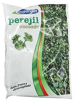 DUJARDIN Perejil troceado congelado Paquete de 75 g