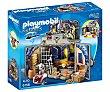 Cofre Caballeros del Tesoro, ref. 6156, incluye 2 figuras y accesorios playmobil  Playmobil