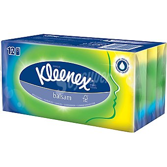 Kleenex Pañuelos de papel balsámicos