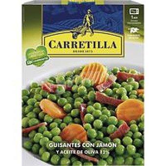 Carretilla Guisantes Bandeja 300 g