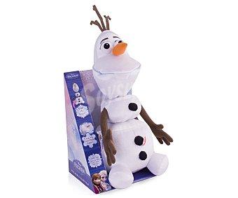 Disney Frozen Peluche Olaf desmontable y cantarín, Frozen DISNEY.