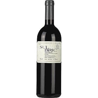 SULBRIC Monferrato vino tinto de Italia botella 75 cl botella 75 cl
