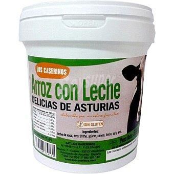 Los caserinos Arroz con leche sin gluten Envase 800 g