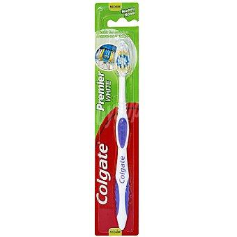 Colgate Cepillo dental Premier White blister 1 unidad 1 unidad