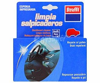 KRAFTT Esponja limpiadora de salpicaderos con acabado brillante 1 unidad