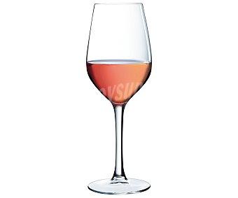 Luminarc Copa con capacidad de 0,45 litros especial para vinos blancos y rosados, modelo Sumiller 1 unidad