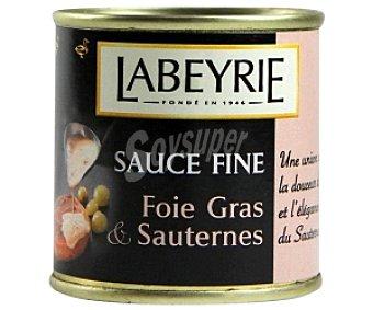 LABEYRIE Salsa de foie gras y souternes 90 Gramos