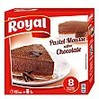 Pastel Mousse Chocolate 225 gr Royal