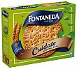 Galletas integrales con fibra y soja 700 g Fontaneda