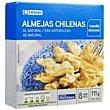 Almejas natural 110 g Eroski