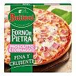 Forno di pietra pizza jamón y queso Caja 360 gr Buitoni