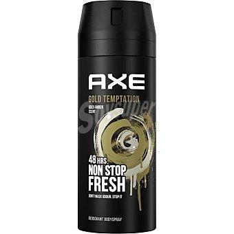Axe Desodorante Fresh Gold Temptation anti-transpirante 48h Spray 150 ml
