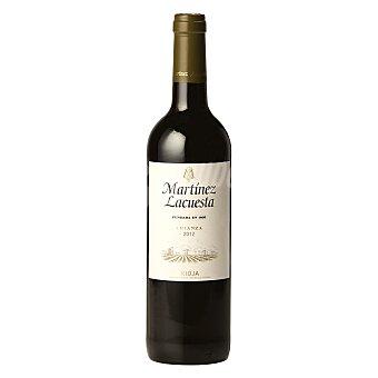 Martínez Lacuesta Vino tinto crianza D.O. Rioja Botella 75 cl