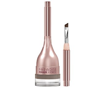 L'Oréal Perfilador de cejas con acabado natural, número 101 Brow artist pomade