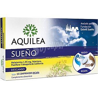 AQUILEA Sueño Comprimidos para favorecer el sueño 15 uds
