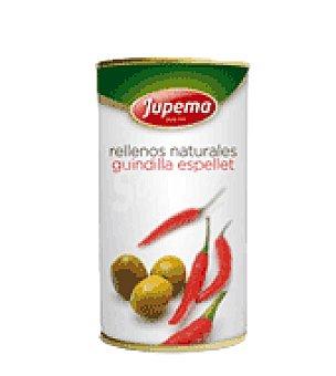 Jupema Aceituna rellena pimiento picante 150 g