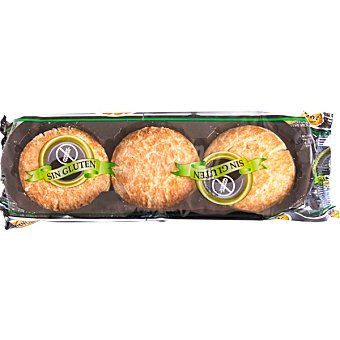 Panceliac galletas sin gluten 6 unidades (20 g)