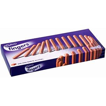 Cadbury Galleta Milk Choco Finger Caja 114 g