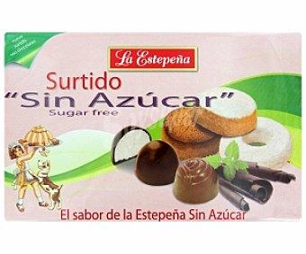 La Estepeña Surtido de dulces navideños sin azucares añadidos 285 gramos