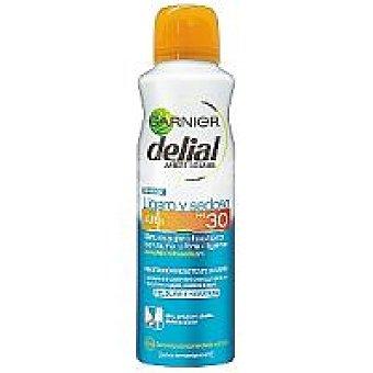 Delial Garnier Loción solar F30 Spray 150 ml