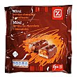 Mini barrita chocolate cacahuete bolsa 250 gr Bolsa 250 gr DIA