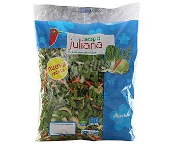 Auchan Sopa juliana 400 gramos