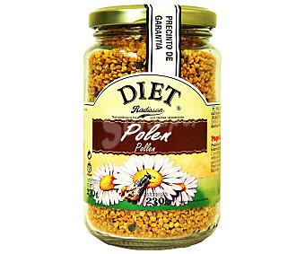 Diet Rádisson Polen recogido de las flores por las abejas que lo aglutinan con néctar formando bolitas 230 gramos