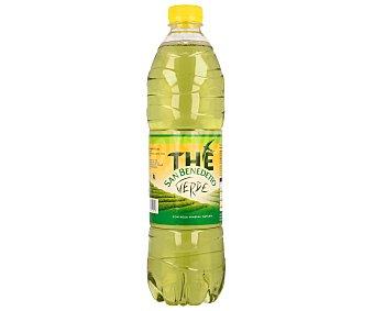 San Benedetto Bebida de té verde essenzia Botella de 1,5 litros