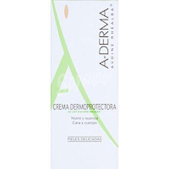 A-Derma Crema Dermoprotectora Hidratante, Nutritiva y Calmante para Pieles Delicadas de toda la Familia Tubo 50 ml
