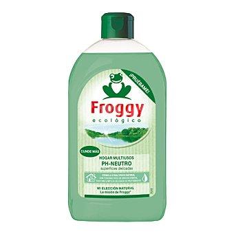Froggy Limpiador hogar ph neutro superficies delicadas Ecológico 500 ml