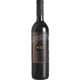 NESTARES RINCON IN 1.0 Vino tinto roble tempranillo syrah de la tierra de Granada botella 75 cl Botella 75 cl