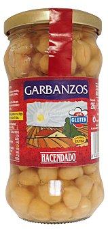 Hacendado Garbanzo cocido Tarro 210 gr escurrido