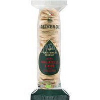 Delverde Tagliatelle a nido integrale bio Paquete 250 g
