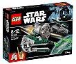 Juego de construcciones con 262 piezas Jedi Starfighter de Yoda, Star Wars 75168 1 unidad LEGO